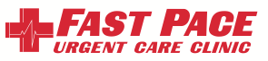 Fast Pace Urgent Care Clinic Logo