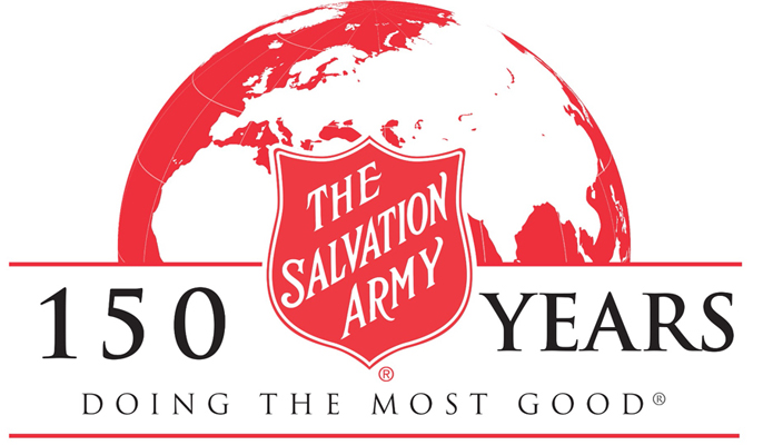 Salvation Army of Haywood County Logo