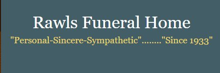 Rawls Funeral Home