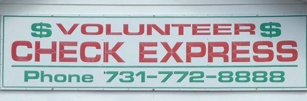 Volunteer Check Express